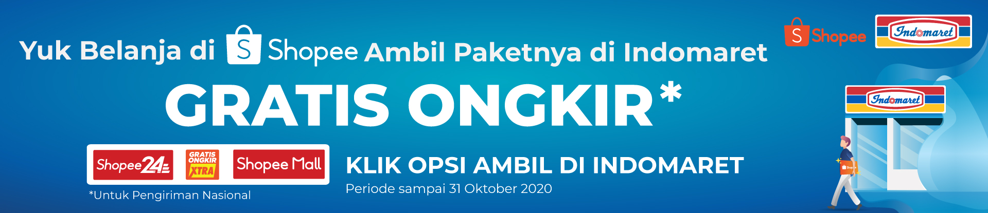 Shopee oktober 2020